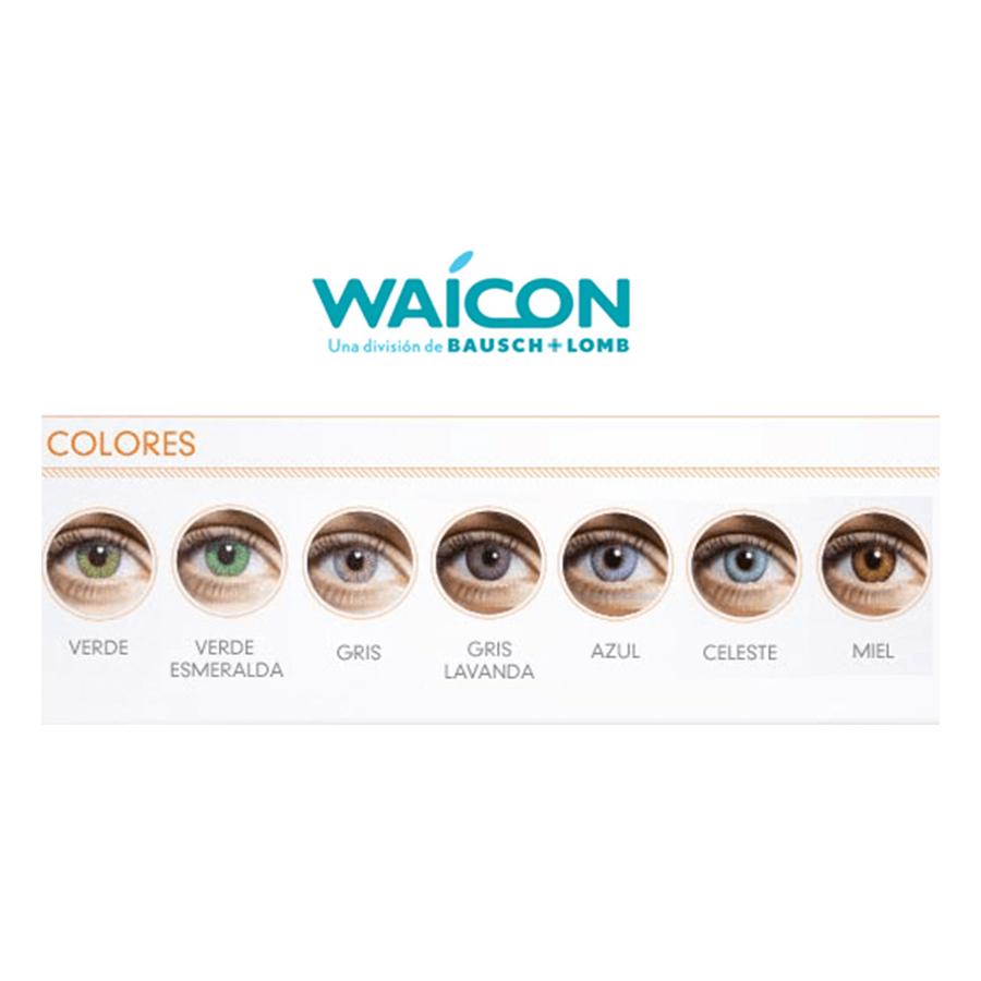 4a6b2b07d3 Lentes de Contacto Color Basic, descartables   Óptica Gascon